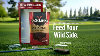 Jack Link's Beef Jerky TV Spot, 'Hangry Hacks: Caddie Hack' - Thumbnail 7