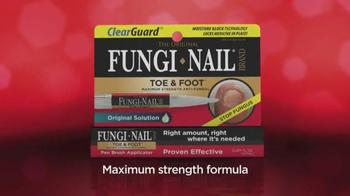 Fungi Nail TV Spot, 'ClearGuard Technology' - Thumbnail 2