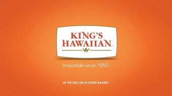 King's Hawaiian TV Spot, 'Baby on the Roll' - Thumbnail 4