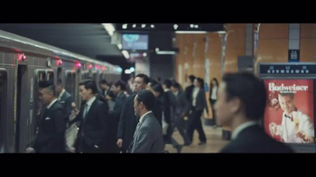 Budweiser TV Spot, 'Subway' Song by OneRepublic - Thumbnail 1