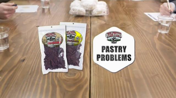 Old Trapper Beef Jerky TV Spot, 'Pastry Problems' - Thumbnail 2