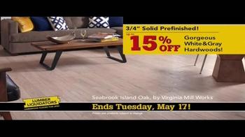 Lumber Liquidators TV Spot, 'No Matter the Style' - Thumbnail 7