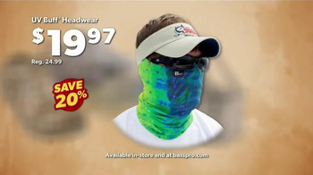 Bass Pro Shops Go Outdoors Event and Sale TV Spot, 'Headwear and Shoes' - Thumbnail 4
