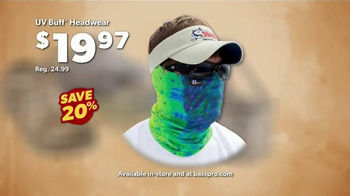 Bass Pro Shops Go Outdoors Event and Sale TV Spot, 'Headwear and Shoes' - Thumbnail 5