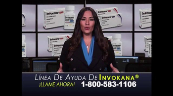 RCRSD TV Spot, 'Línea de Ayuda de Invokana' [Spanish] - Thumbnail 1