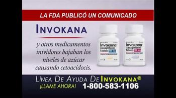 RCRSD TV Spot, 'Línea de Ayuda de Invokana' [Spanish] - Thumbnail 4
