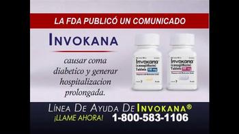 RCRSD TV Spot, 'Línea de Ayuda de Invokana' [Spanish] - Thumbnail 5
