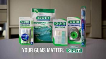 Sunstar GUM TV Spot, 'Gum Disease' - Thumbnail 10