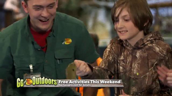 Bass Pro Shops Go Outdoors Event and Sale TV Spot, 'Tents & Shorts' - Thumbnail 7