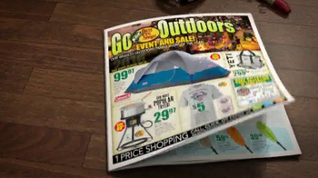 Bass Pro Shops Go Outdoors Event and Sale TV Spot, 'Tents & Shorts' - Thumbnail 3