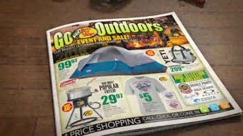 Bass Pro Shops Go Outdoors Event and Sale TV Spot, 'Tents & Shorts' - Thumbnail 4