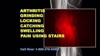 Osteo Relief Institute TV Spot, 'Arthritis Discovery'