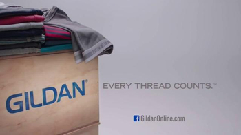 Gildan TV Spot, 'Underwear Model' Featuring Blake Shelton - Thumbnail 4