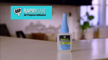 DAP RapidFuse TV Spot, 'Invisible Repair' - Thumbnail 5