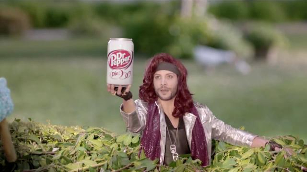 Diet Dr Pepper Tv Commercial Lil Sweet Neighbor Featuring Justin