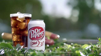 Diet Dr Pepper TV Spot 'Lil' Sweet: Neighbor' Featuring Justin Guarini - Thumbnail 10