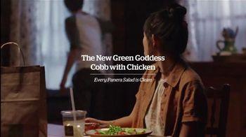 Panera Bread Green Goddess Cobb TV Spot, 'Strange Noise' - Thumbnail 8