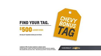 Chevrolet Memorial Day Sales Event TV Spot, 'Crossover Deals' - Thumbnail 8