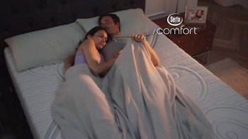 Serta iComfort Sleep System TV Spot, \'Comfort Reimagined\'