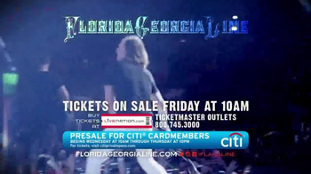 Florida Georgia Line TV Spot, 'Dig Your Roots Tour: Tacoma Dome' - Thumbnail 5