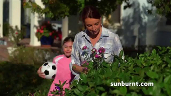 SunBurnt Advanced After-Sun Gel TV Spot, 'Too Much Sun' - Thumbnail 1