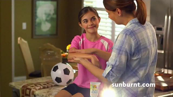 SunBurnt Advanced After-Sun Gel TV Spot, 'Too Much Sun'