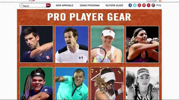 Tennis Express TV Spot, 'Clay Court Season' - Thumbnail 5