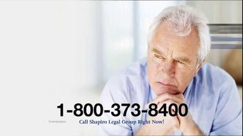 Shapiro Legal Group TV Spot, 'Blood Clot Filter' - Thumbnail 1
