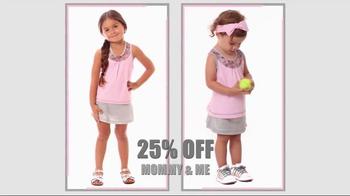 Tennis Warehouse Mother's Day Sale TV Spot, 'Sofibella: Look Beautiful' - Thumbnail 4