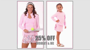 Tennis Warehouse Mother's Day Sale TV Spot, 'Sofibella: Look Beautiful' - Thumbnail 5