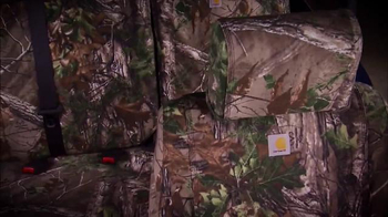 Covercraft Carhartt Seat Covers TV Spot, 'Showing Your Colors' - Thumbnail 3