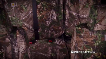 Covercraft Carhartt Seat Covers TV Spot, 'Showing Your Colors' - Thumbnail 5