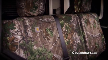 Covercraft Carhartt Seat Covers TV Spot, 'Showing Your Colors' - Thumbnail 6