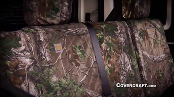 Covercraft Carhartt Seat Covers TV Spot, 'Showing Your Colors' - Thumbnail 7