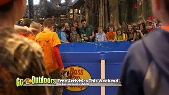 Bass Pro Shops Go Outdoors Event and Sale TV Spot, 'Trail Less Traveled' - Thumbnail 5
