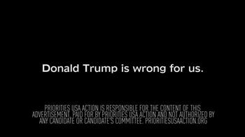 Priorities USA TV Spot, 'Respect' - Thumbnail 10