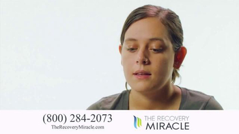 The Recovery Miracle TV Spot, 'Changes Lives' - Thumbnail 4