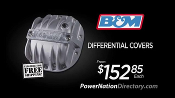 PowerNation Directory TV Spot, 'Differential Covers & Catalytic Converters' - Thumbnail 4