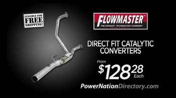 PowerNation Directory TV Spot, 'Differential Covers & Catalytic Converters' - Thumbnail 5
