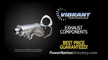 PowerNation Directory TV Spot, 'Differential Covers & Catalytic Converters' - Thumbnail 8