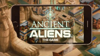 Ancient Aliens: The Game TV Spot, 'Build Ancient Civilizations'