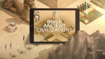 Ancient Aliens: The Game TV Spot, 'Build Ancient Civilizations' - Thumbnail 7