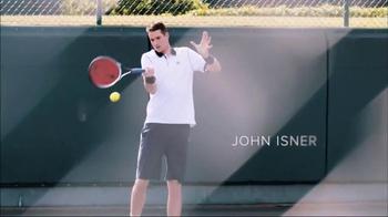 Tennis Warehouse TV Spot, 'Fila Heritage Collection' Featuring John Isner - Thumbnail 2