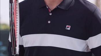 Tennis Warehouse TV Spot, 'Fila Heritage Collection' Featuring John Isner