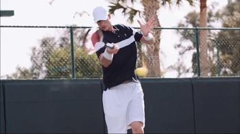 Tennis Warehouse TV Spot, 'Fila Heritage Collection' Featuring John Isner - Thumbnail 4