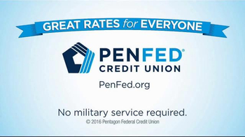 PenFed Platinum Rewards TV Spot, 'Great Credit Cards for Everyone' - Thumbnail 4