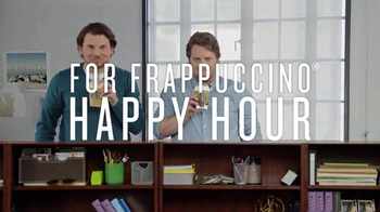 Starbucks Frappuccino Happy Hour TV Spot, 'Sneaking Out Early' - Thumbnail 4