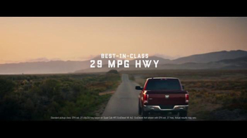 2016 Ram 1500 TV Spot, 'Longest-Lasting Pickups' Song by Gary Clark, Jr. - Thumbnail 3