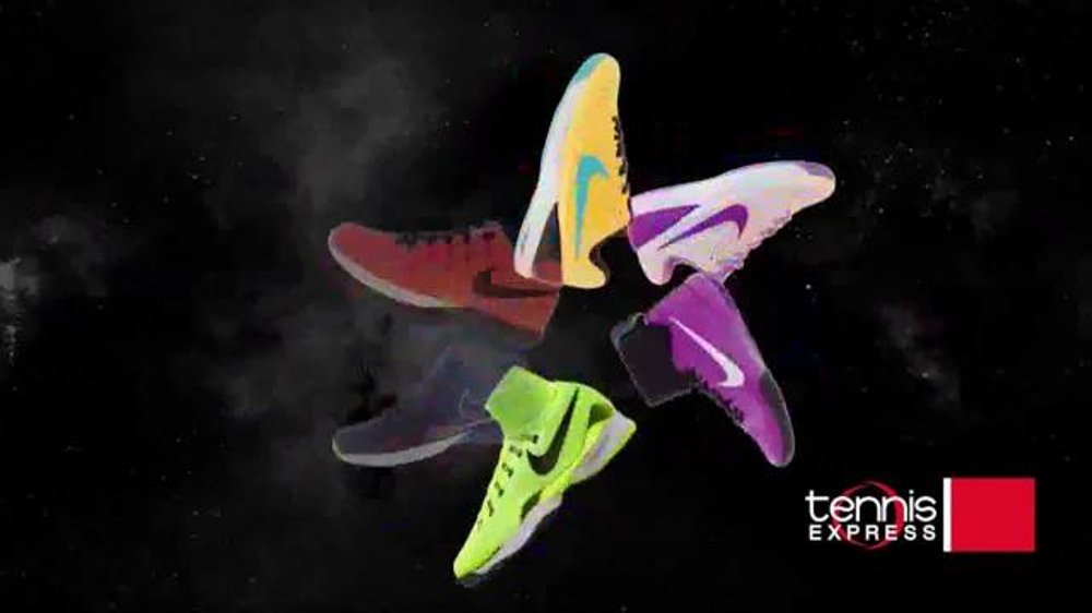 Tennis Express Tv Commercial Nike Shoes In Space Ispot Tv