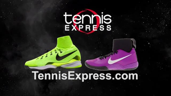 Tennis Express TV Spot, 'Nike Shoes in Space' - Thumbnail 10